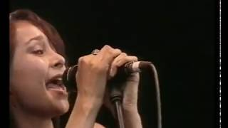 Echobelly - I Can't Imagine The World Without Me, Go Away Live Phoenix Festival 21.07.96