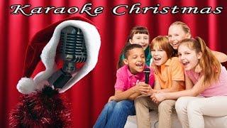 Christmas Songs Karaoke with Lyrics - Singing Christmas for family
