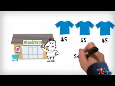 Inventory Assumptions (FIFO, LIFO, AVERAGE METHOD) [Full course FREE in description]