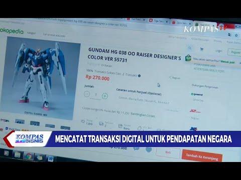 Mencatat Transaksi Digital untuk Pendapatan Negara