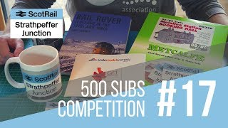 #17 COMPETITION TIME: 500 Subscribers Giveaway!