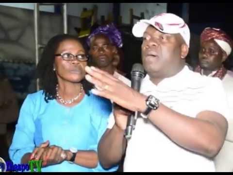 L' ANNIVERSAIRE DU MAQUIS GRAND OUEST À YOPOUGON PLACE CP1 CÔTE D'IVOIRE