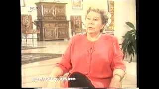 Christa Ludwig im Gespräch mit Hans Bünte - Zeugen des Jahrhunderts (2001)