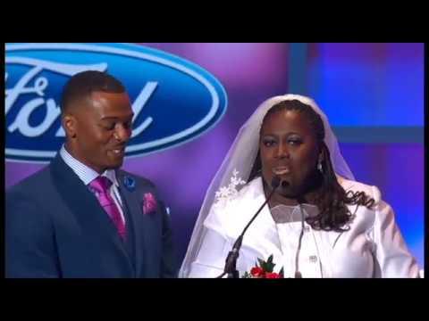 Neighborhood Awards | Sheryl Underwood Marry's Shemar Moore
