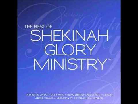 Shekinah Glory Ministry Chords