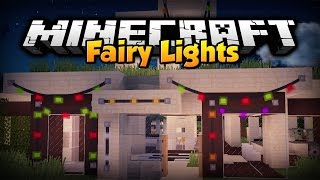 Minecraft Mod Showcase : Fairy Lights 1.7.10