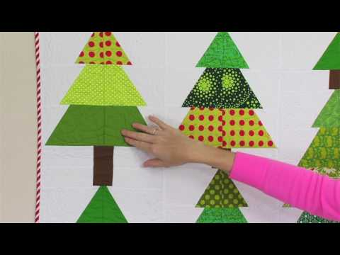 Sizzix Quilting: Totally Trees with Victoria Findlay Wolfe
