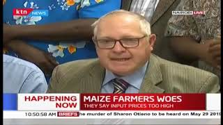 Cereal Growers Association issues statement highlighting plight of Kenyan farmers