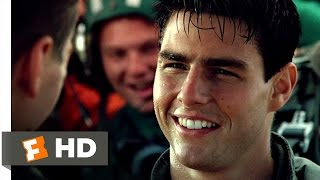 You Can Be My Wingman Anytime   Top Gun (88) Movie CLIP (1986) HD