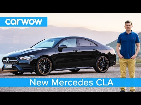 New Mercedes CLA 2020 - see why it's WAY cooler than an Audi A3 Saloon!