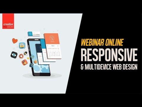Webinar: Progettazione web Multidevice e Responsive