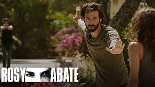 Gambar cover Rosy Abate, la serie - Rosy , non è come credi!
