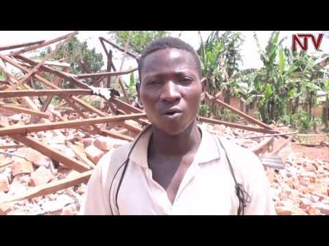 Amaka g'omusawo w'ekinnansi Ssebuyungo e Kayunga gasanyizidwawo