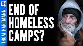 Should America Outlaw Homelessness?