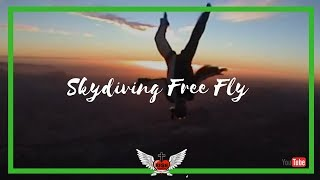 Returning to Lodi 2000-Skydiving Free Fly