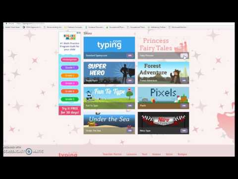 GREAT Online Typing Tutor--Typing.com