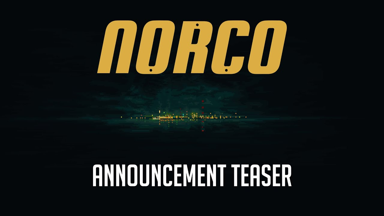 Announcement trailer for NORCO