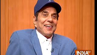 Aap Ki Adalat: Dharmendra on his Greek God image