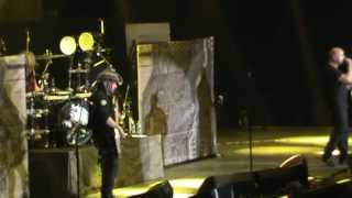 """Device """"Close Your Eyes Forever"""" @ """"Gigantour 2013"""", Youngstown"""