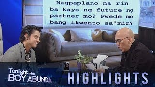 TWBA: The Hows of Love according to Daniel Padilla