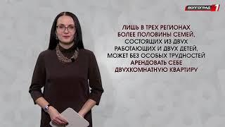 ДОСТУПНОСТЬ ЖИЛЬЯ \\ ПРАВДА В ЦИФРАХ с Ольгой Устиновой
