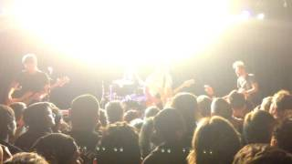 """Armor For Sleep """"Very Invisible"""" WTDWYD 10 Year Tour LIVE at The Roxy - Hollywood, CA 12/13/15"""
