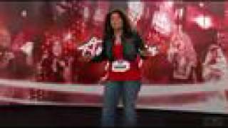 Jordin Sparks' Audition on AI6