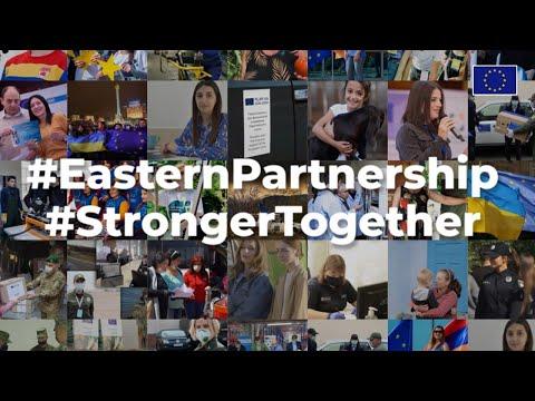 Eastern Partnership - #StrongerTogether