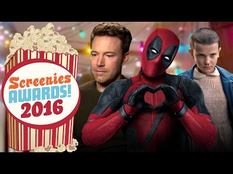 2016 Screenies Awards! - The Best & Worst in Movies & TV