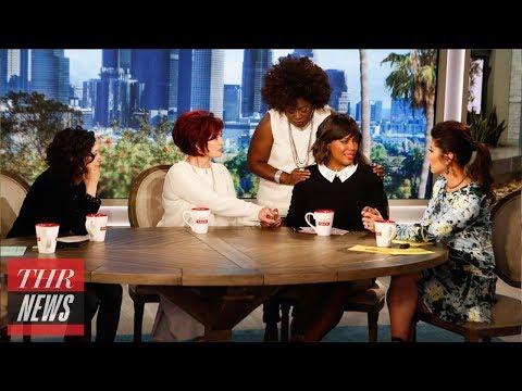 Aisha Tyler Leaving CBS' 'The Talk' | THR News