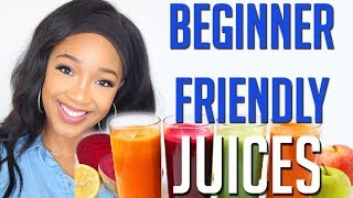Simple Juice Recipes For Beginners   Featuring Breville JE98XL Juicer