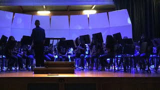 Fort Stockton Middle and High School Band Spring Concert
