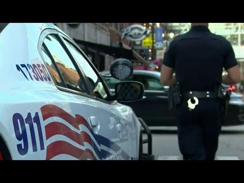 Detroit police add extra patrols in Greektown