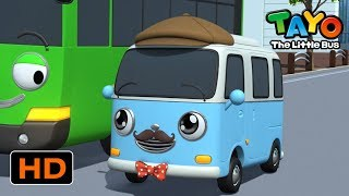 Tayo English Episodes l Bongbong's Detective Lesson l Tayo the Little Bus