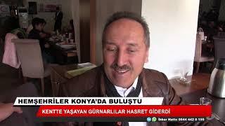 Hemşehriler Konya'da buluştu