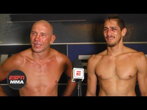 Donald Cerrone, Niko Price talk about their majority draw | #UFCVegas11 | ESPN MMA