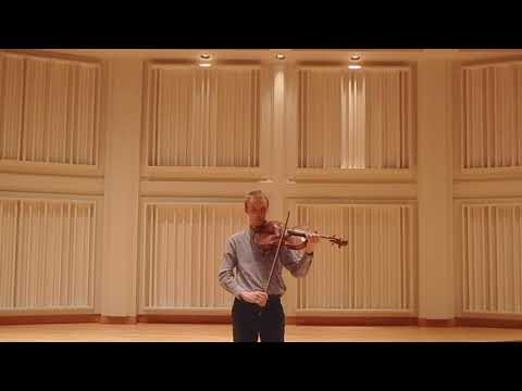Hindemith - Op. 25 No 1 - Mvmt. 1 and 2