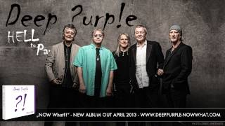 "Deep Purple ""Hell To Pay"" Official Lyric Video (HD) from NOW What?!"