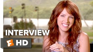 Mike And Dave Need Wedding Dates Interview  Anna Kendrick 2016  Comedy