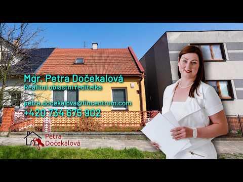 Prodej rodinného domu 135 m2 Vrchlického, Hranice Hranice I-Město
