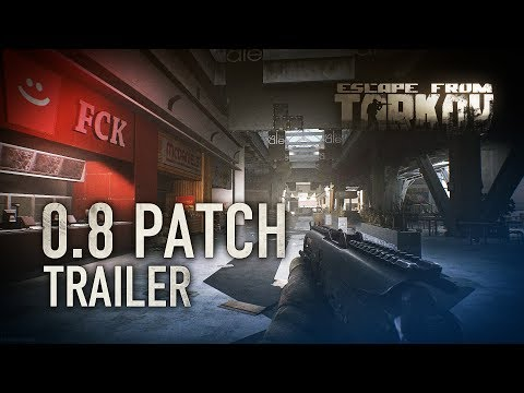 Latest Update Trailer Showcases Gameplay, New Weapons & More