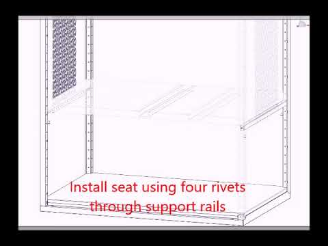 Metal Seat Installation Instructions