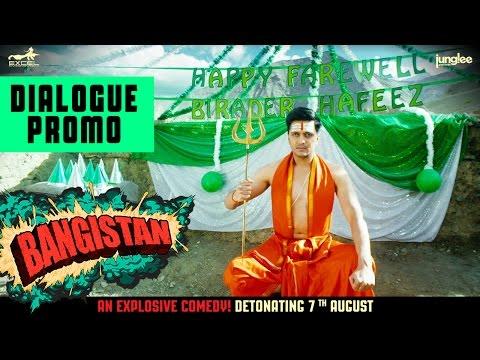 Bangistan   Dialogue Promo 3   Riteish Deshmukh   Pulkit Samrat   Jacqueline Fernandez   7th August