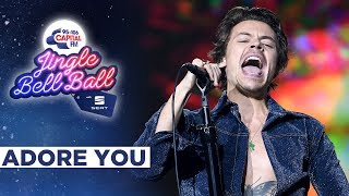 Harry Styles   Adore You (Live At Capital's Jingle Bell Ball 2019) | Capital