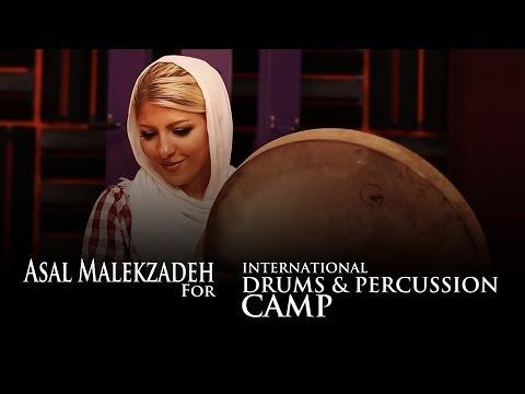 Asal Malekzadeh - Queen Of Daf