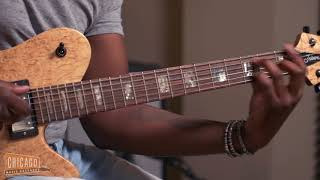 """Isaiah Sharkey plays D'angelo's """"Sugah Daddy"""" on a Fodera Imperial Custom 