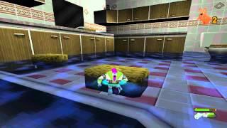 История Игрушек 2 / Toy Story 2 - Пентхаус Эла (Прохождение / Let