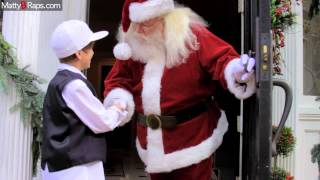 the Xfactor Justin Bieber Actually MattyB- Santa Claus Is Coming To Town