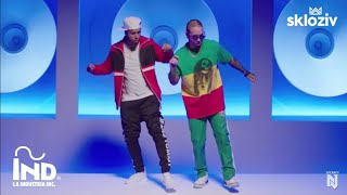 Nicky Jam Ft. J Balvin - Equis X (Aziel Wesley Personal Tour 2018)
