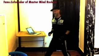 How to Rock Dance Tutorial by Fano Cofounder of Master Mind Rockers